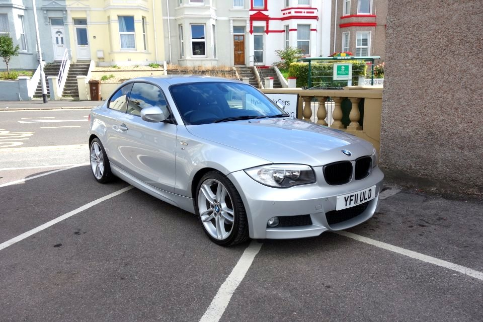 Used Bmw 120i M Sport Coupe 2dr Reg2011 11